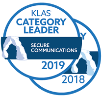 KLAS-Category-Leader-Secure-Communications-2019