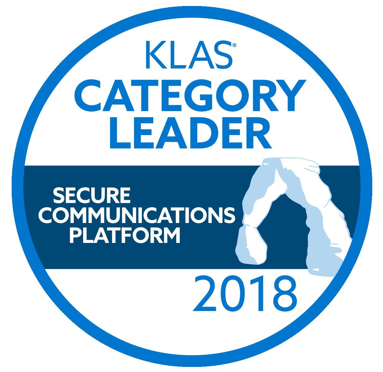 KLAS-Category-Leader-Secure-Communications