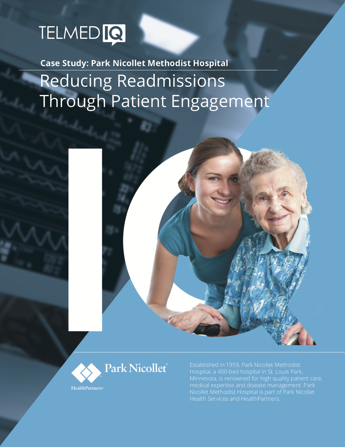 Telmediq_Park_Nicolett_CaseStudy_Patient-Engagement
