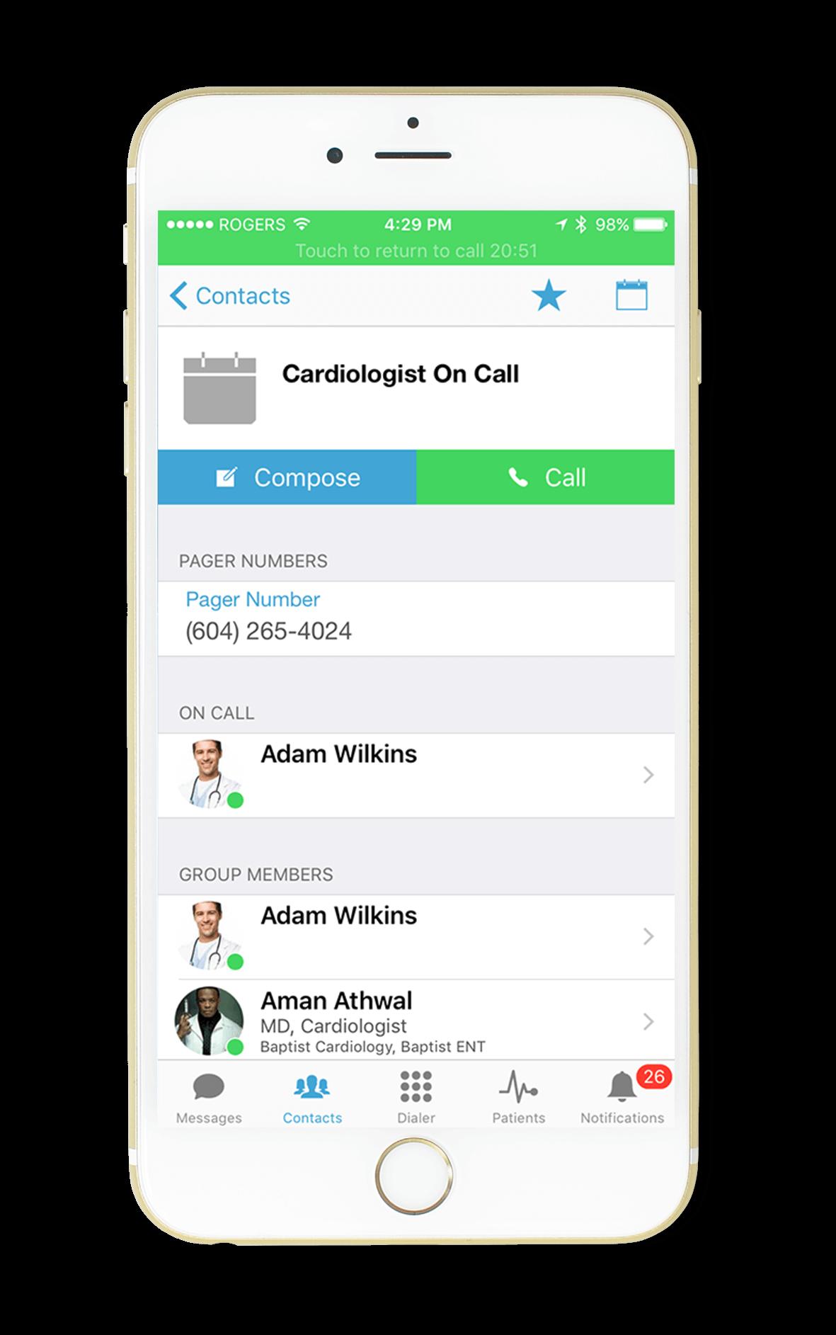 Telmediq_cardiologist-on-call