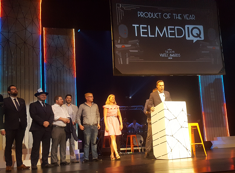 Telmediq Wins VIATEC's Product of the Year Award