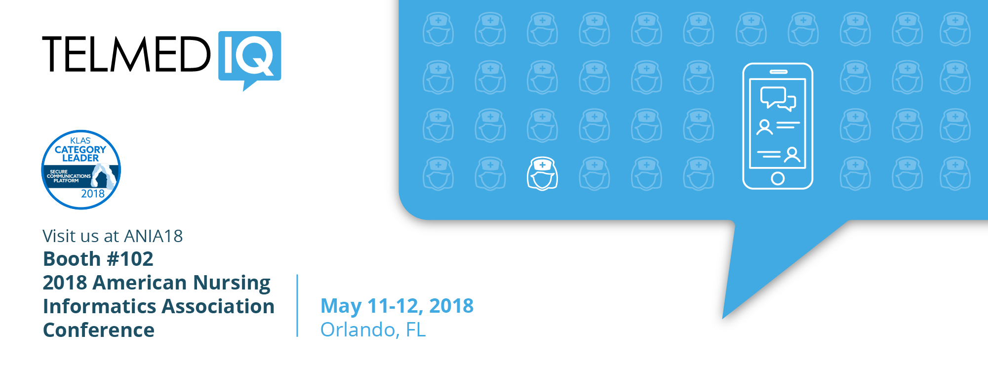 Join Telmediq at the ANIA Annual Conference in Orlando