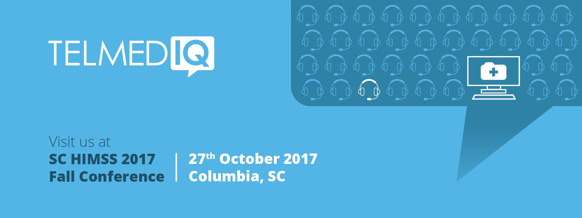 Telmediq Presents Patient-Centered Communication at SC HIMSS 2017