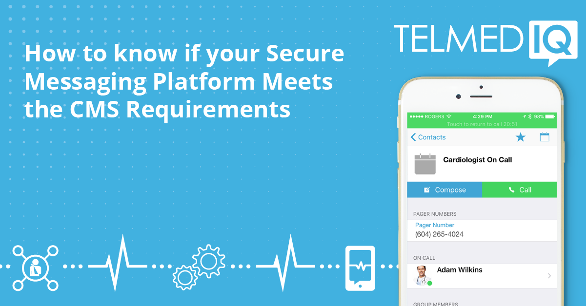 Does Your Secure Messaging Solution Meet CMS' Requirements?