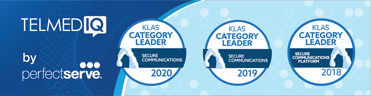 Telmediq-KLAS-2020-Category-Leader