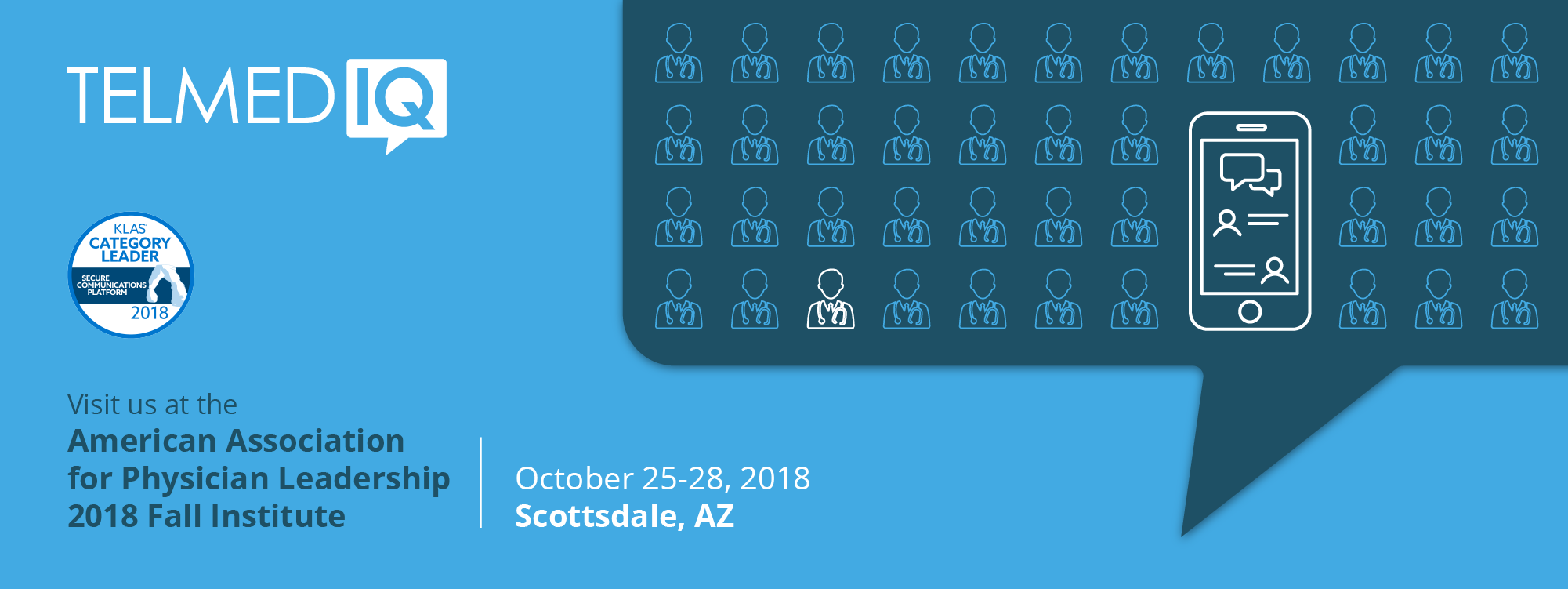 American Association for Physician Leadership 2018 Fall Institute