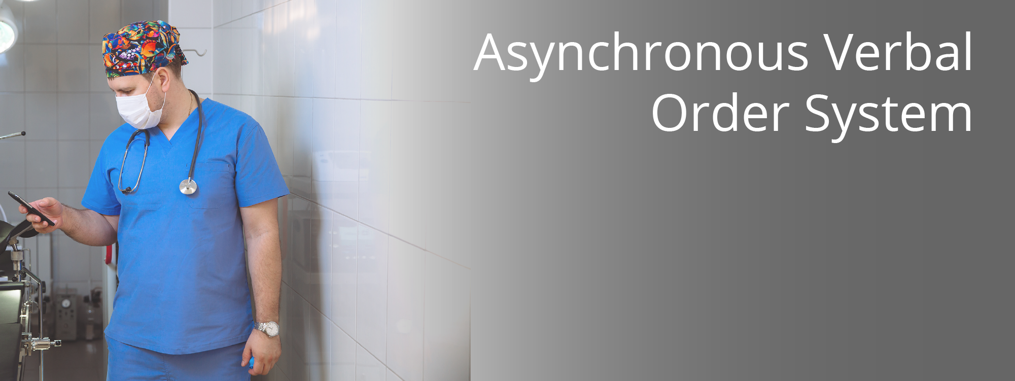Telmediq Introduces Asynchronous Verbal Order System (AVOS)