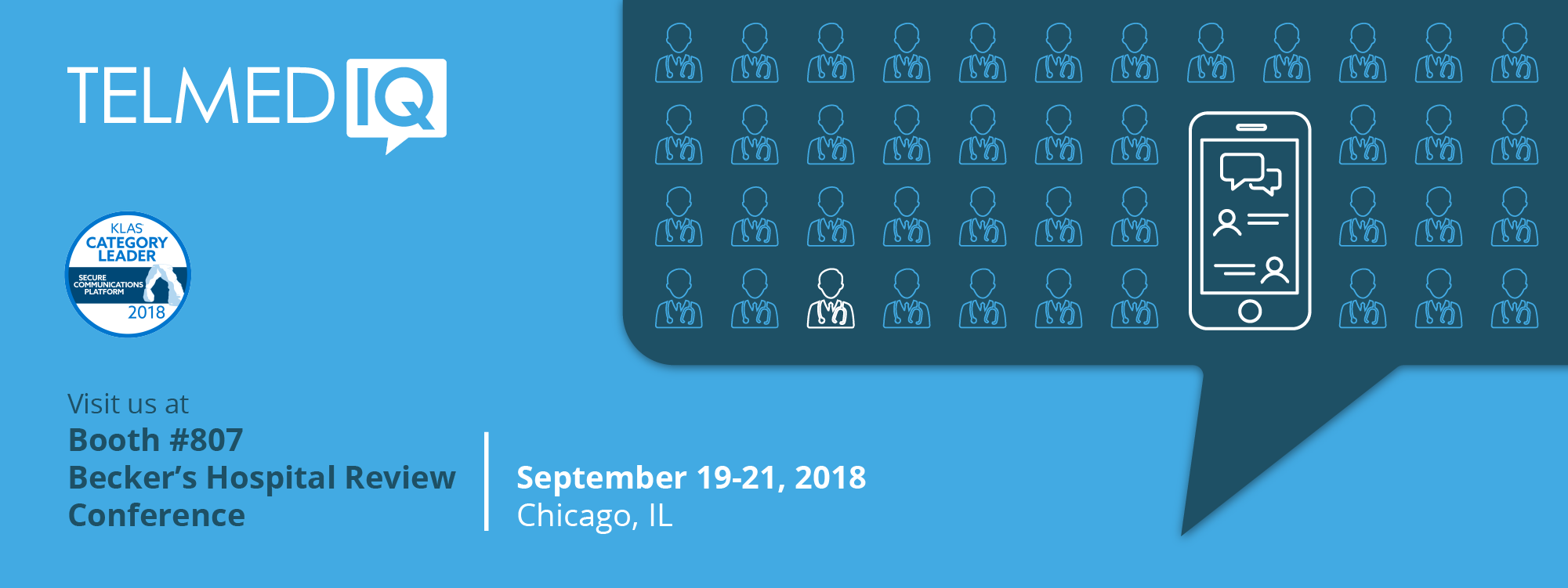 Becker's Hospital Review Health IT + Revenue Cycle Conference 2018