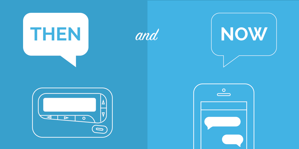Healthcare Communications: Then and Now